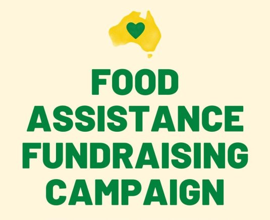 Food Assistance Fundraising Campaign